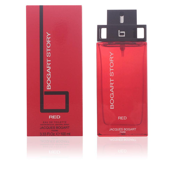 Story Red EDT 100ML Hombre Jacques Bogart