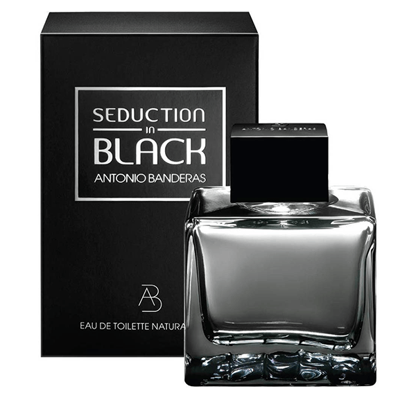 BLACK SEDUCTION BY ANTONIO BANDERAS EDT 100ML HOMBRE