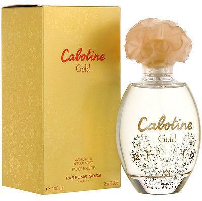 Perfume Original: PERFUME CABOTINE GOLD BY GRES EDT 100 ML MUJER