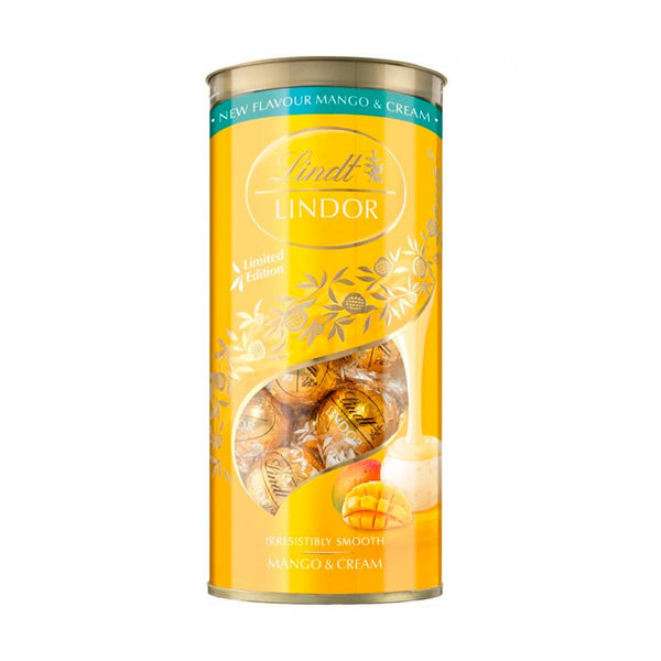 Chocolate Lindt Lindor Limited Edition (Mango & Cream) 400G
