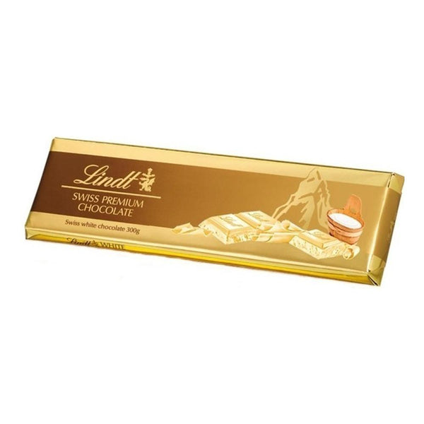 Chocolate Lindt Gold White 300G
