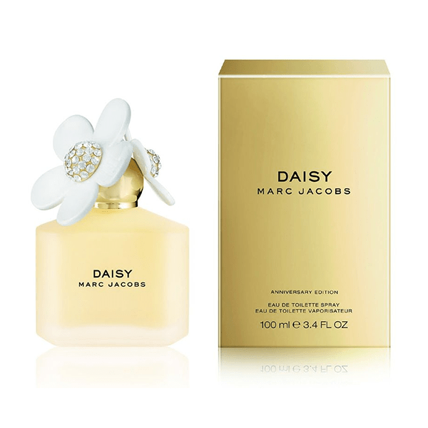 Perfume Original: PERFUME DAISY ANNIVERSARY BY MARC JACOBS EDT 100ML MUJER