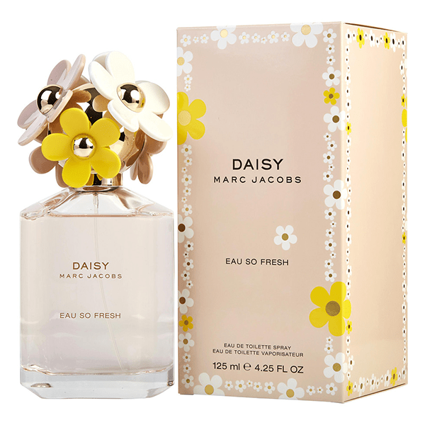 Perfume Original: PERFUME DAISY FRESH BY MARC JACOBS EDT 125ML MUJER