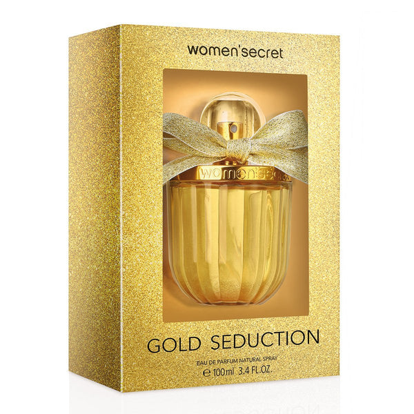Perfume Original: GOLD SEDUCTION BY WOMAN SECRET 100ML EDP MUJER