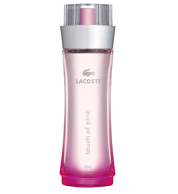 TOUCH OF PINK BY LACOSTE EDT 90 ML MUJER