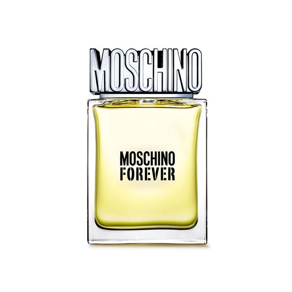 Perfume Original: FOREVER BY MOSCHINO EDT 100 ML HOMBRE