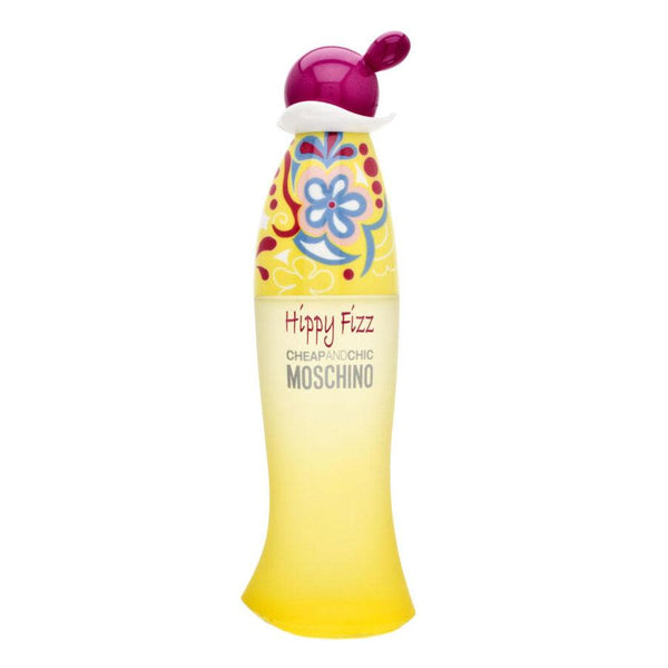 Perfume Original: HIPPY FIZZ BY MOSCHINO EDT 100 ML MUJER