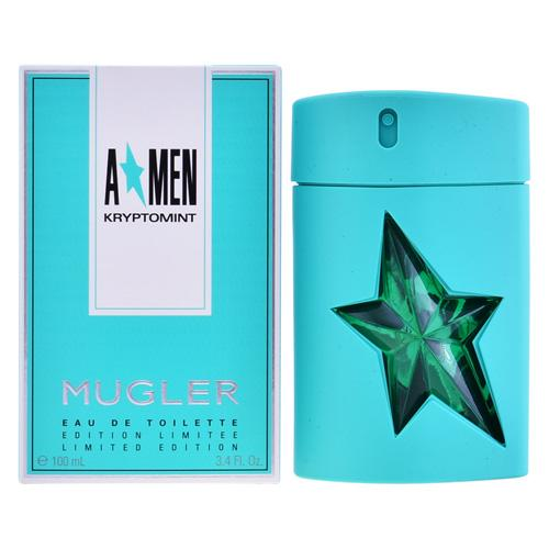 Perfume Original: PERFUME ANGEL MEN KRYPTOMINT BY THIERRY MUGLER EDT 100 ML HOMBRE