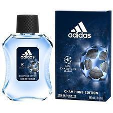 UEFA CHAMPIONS LEAGUE 4 BY ADIDAS EDT 100 ML HOMBRE