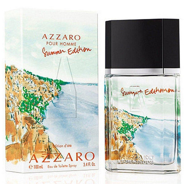 Perfume Original: PERFUME AZZARO SUMMER BY AZZARO EDT 100ML HOMBRE