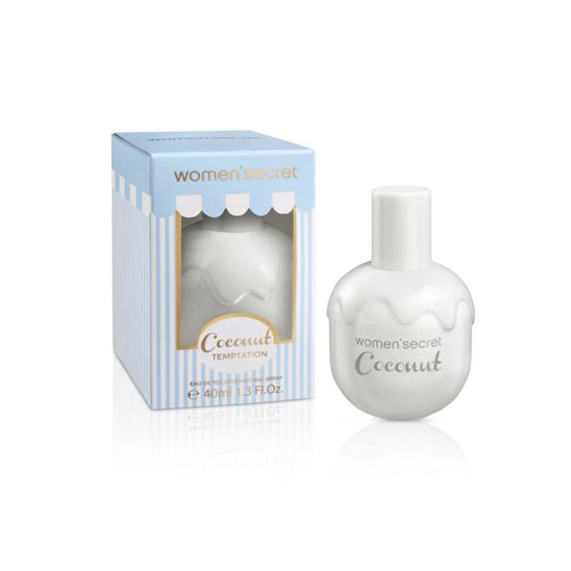 Woman Secret Temptation Coconut EDT 40ML