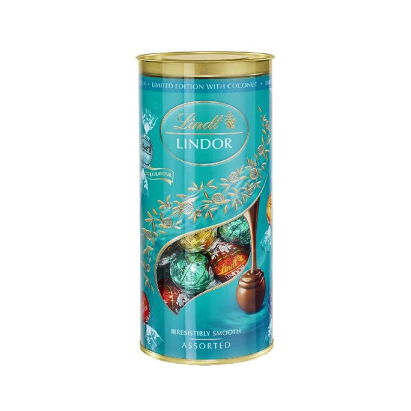Chocolate Lindt lindor assorted extra flavour coco 400g