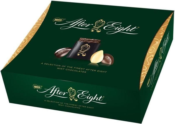 Chocolate Nestle After Eight Box 363G - Lodoro Perfumes y Lentes