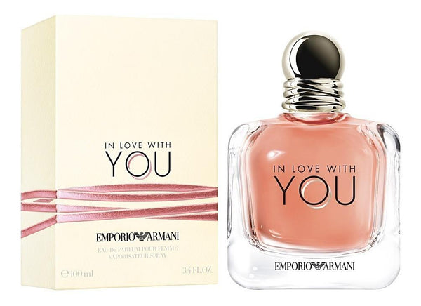 In Love With You Emporio Armani EDP 100ML Mujer - Lodoro Perfumes y Lentes