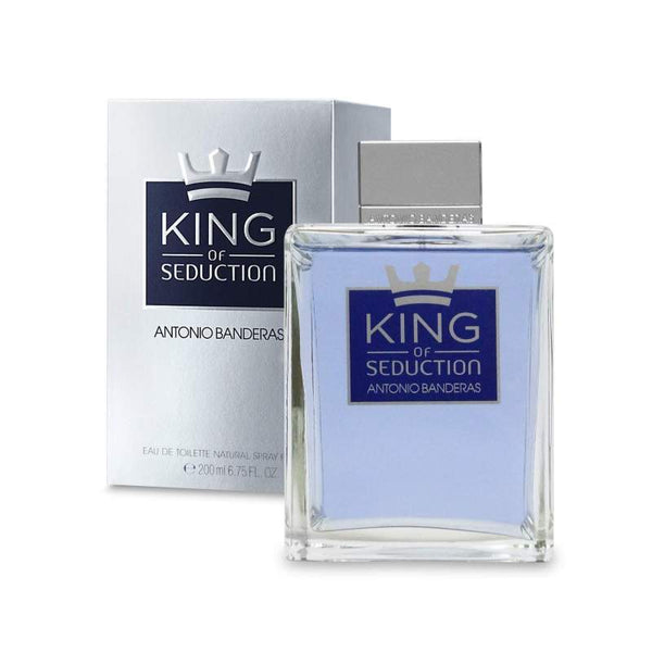 King Of Seduction EDT 200ML Hombre Antonio Banderas