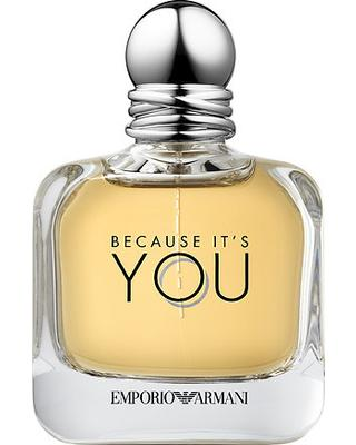 Perfume Original: PERFUME BECAUSE IT'S YOU BY EMPORIO ARMANI EDP 100ML MUJER