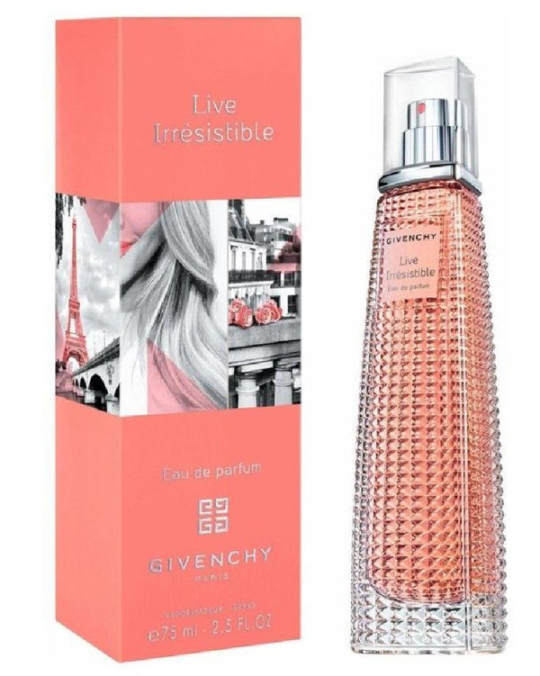LIVE IRRESISTIBLE DELICIEUSE BY GIVENCHY EDP 75ML MUJER