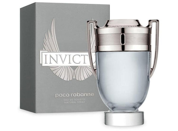 Perfume Original: INVICTUS BY PACO RABANNE EDT 150 ML HOMBRE