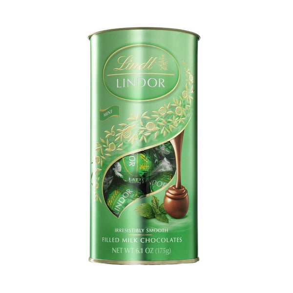 Chocolate Lindt Lindor Mini Tube Milk & Mint 175g - Lodoro Perfumes y Lentes