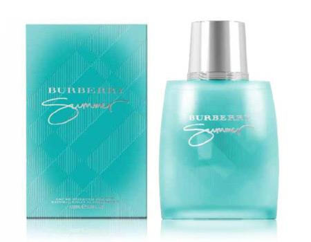 SUMMER BY BURBERRY EDT 100ML HOMBRE