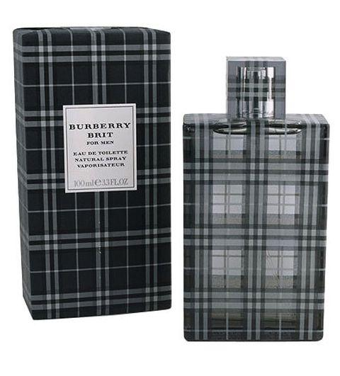 Perfume Original: PERFUME BURBERRY BRIT MEN EDT 100ML HOMBRE