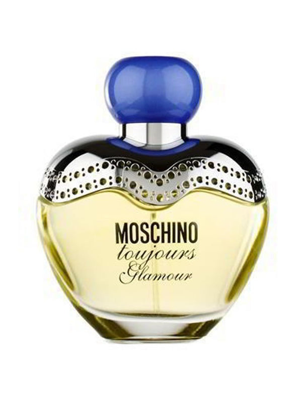 Perfume Original: GLAMOUR TOUJOURS BY MOSCHINO EDT 100 ML MUJER