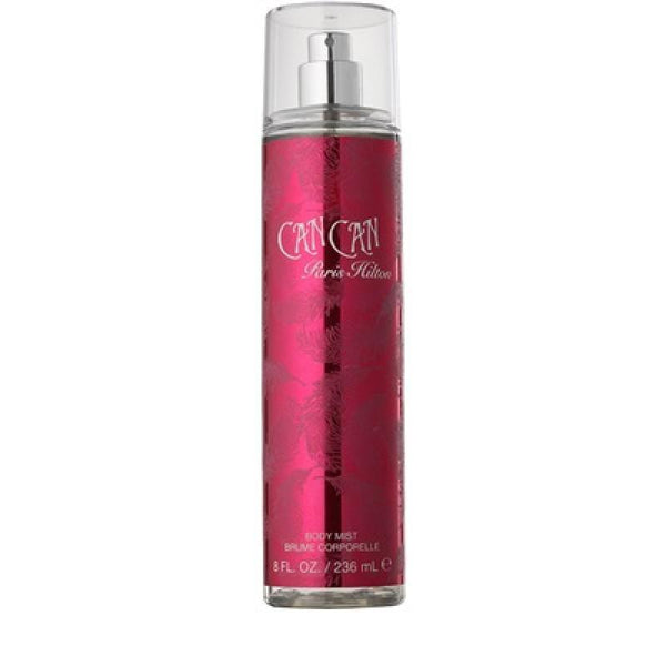 Colonia Original: COLONIA PARIS HILTON BODY MIST CAN CAN 236 ML MUJER