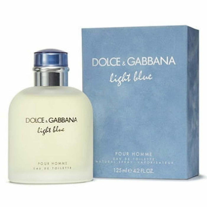 e28f134892 Perfume Original: PERFUME DOLCE & GABBANA LIGHT BLUE EDT 125ML HOMBRE