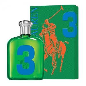 POLO BIG PONY #3 BY RALPH LAUREN EDT 250 ML HOMBRE