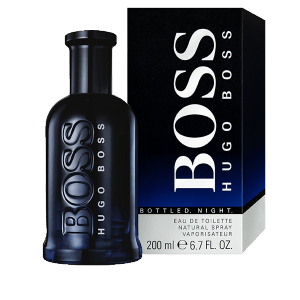 Perfume Original: HUGO BOSS NIGHT EDT 200 ML HOMBRE