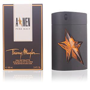 Perfume Original: PERFUME ANGEL MEN PURE MALT BY THIERRY MUGLER EDT 100 ML HOMBRE