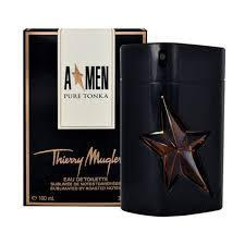 Perfume Original: PERFUME ANGEL MEN PURE TONKA BY THIERRY MUGLER EDT 100 ML HOMBRE