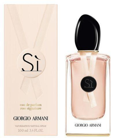 SI ROSE SIGNATURE BY GIORGIO ARMANI EDP 100 ML MUJER