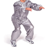 Unisex Long Sleeve Sweat Sauna Suit