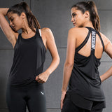 Women's Sexy Dry Fit Tank Top