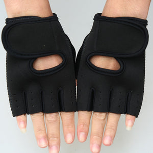 Slip-Resistant Sports Fitness Gloves