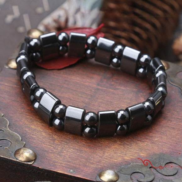 Black Magnetic Bracelet