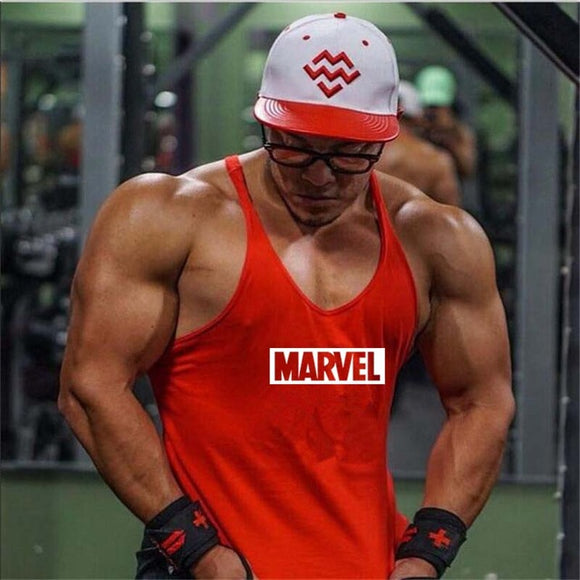 Novelty Muscle Men's Tanks