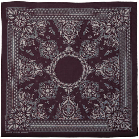 Hoya Bandana in Wine