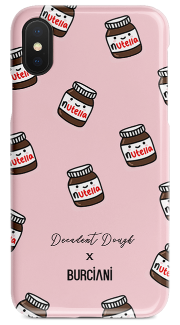 Decadent Dough X Burciani — Nutella
