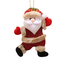 FREE SHIPPING Christmas Ornaments Santa Claus Snowman Tree Decorations