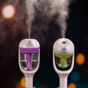 Car Humidifier Air Purifier Freshener Oil Diffuser