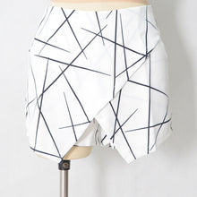 2018 Ladies Summer Style Shorts Sharp Lines