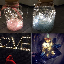 FREE SHIPPING Christmas Decoration 3M 4M 5M Copper Wire LED String Light