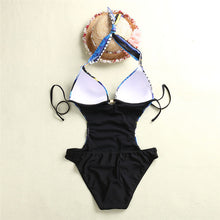 Womens Swimsuit Monokini Push Up Bikini