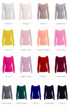 Autumn and Winter Women Sweater slit neckline Strapless Sweater thickening Sweater Off Shoulder Pullover Sweaters
