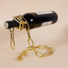 Creative Craft Chain Wine Rack