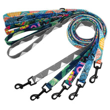 Stylish Printed Nylon Pet Leash