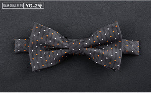 2018 Formal wedding butterfly cravat bowtie male marriage bow ties for business