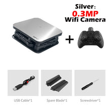 Mini RC Drone with HD wifi camera pocket Selfie 2.0MP WiFi FPV Real Time Folding Helicopter